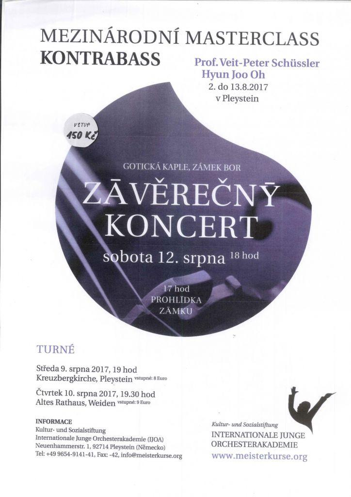 2017-08-12 Závěrečný koncert na zámku 1