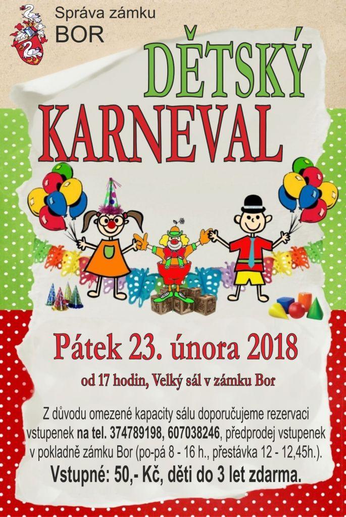 2018-02-23 Dětský karneval 1