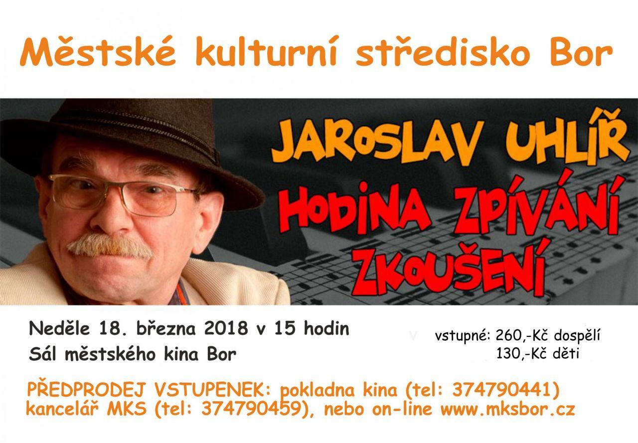 2018-03-18 Jaroslav Uhlíř – Hodina zpívání zkoušení 1
