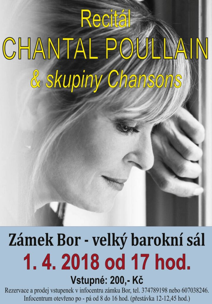 2018-04-01 Recitál Chantal Poullain
