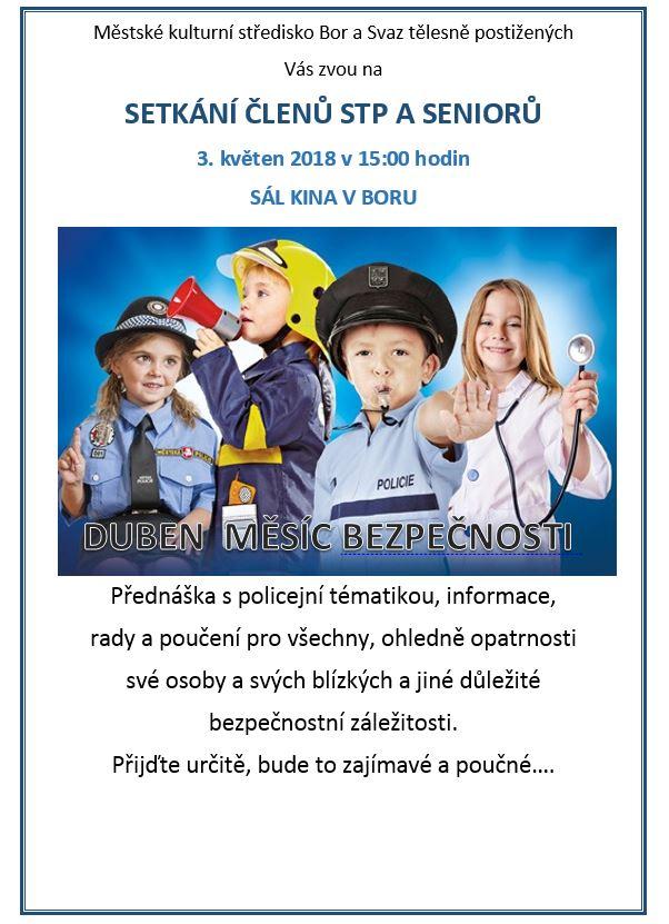 2018-05-03 Setkání členů STP a seniorů 1