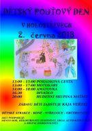 2018-06-02 Dětský pouťový den v Holostřevech 1