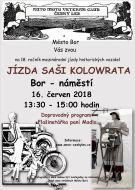 2018-06-16 Jízda Saši Kolowrata v Boru 1