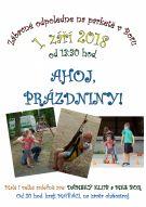 2018-09-01 Ahoj, prázdniny!  1