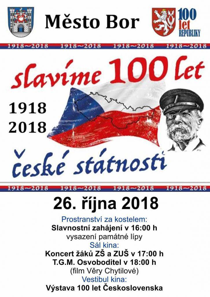 2018-10-26 100 let republiky  1