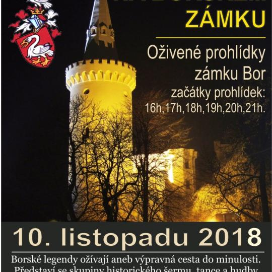 2018-11-10 Podivuhodná noc na zámku 1