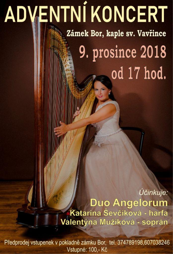 2018-12-09 Adventní koncert na zámku