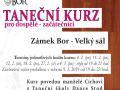 2019-02-04 Taneční kurzy pro dospělé v Boru 1