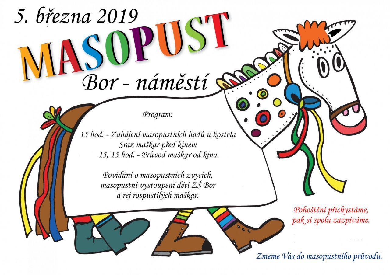 2019-03-05 Masopust v Boru 1