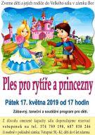 2019-05-17 Ples pro rytíře a princezny 1