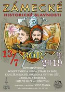 Zámecké historické slavnosti  1