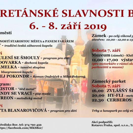 2019-09-06 Loretánské slavnosti v Boru 2