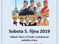 2019-10-05 Zájezd do divadla - Tři letušky v Paříži 1