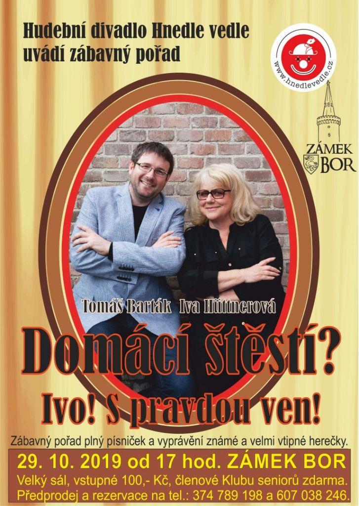 2019-10-29 Divadelní vystoupení - Domácí štěstí?