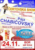2019-11-24 Čertovská show 1