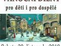 2019-11-30 Vánoční dílny na zámku 1