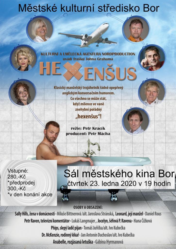 2020-01-23 Divadelní představení Hexenšus