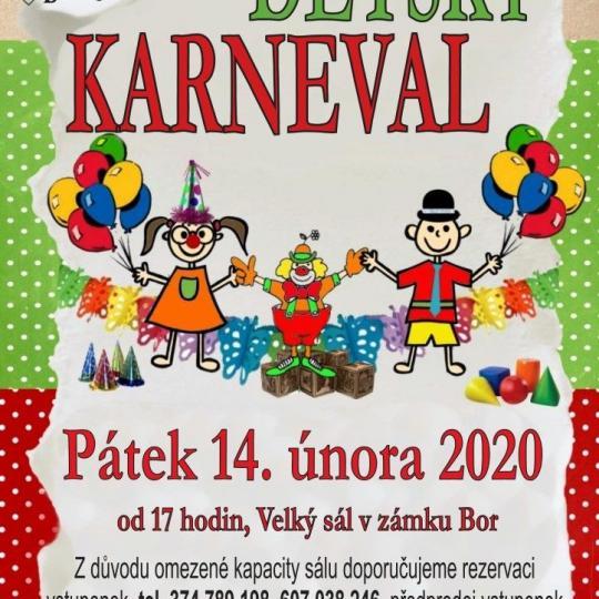2020-02-14 Dětský karneval 1