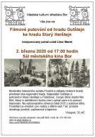 2020-03-02 Filmové putování od hradu Gutštejn ke hradu Starý Herštejn 1