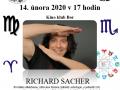 2020-02-14 Večer s astrologem - Richard Sacher 1