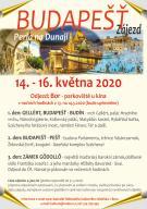 2020-05-14 Zájezd - Budapešť 1