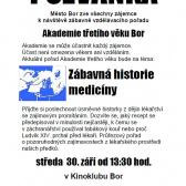 2020-09-30 Zábavná historie medicíny
