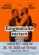 2020-10-26 Enigmatické variace 1